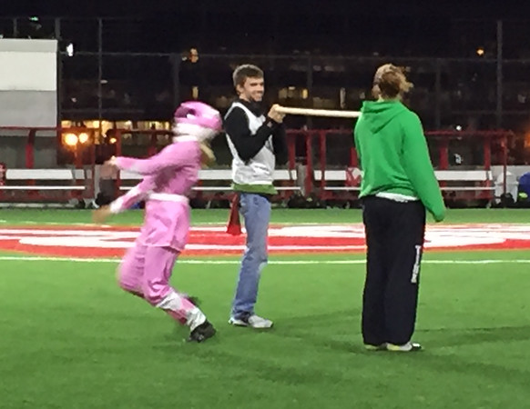 """""""Choose Your Champion"""" event at MSOE Women's Soccer Game"""