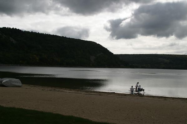 2005-10-08 MSOE Mentor Devil's Lake Trip