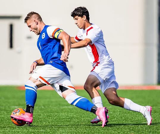 MSOE Men's Soccer vs. Concordia-WI (3-2 W)